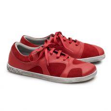 Barefoot shoes ZAQQ QAANAAQ red
