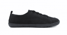 Barefoot sneakers MUKISHOES - LOW-CUT ONYX