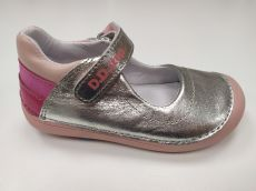 DDstep 063 ballerinas - silver | 27, 29, 30, 25