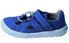 Jonap barefoot sandals B9MF blue SLIM