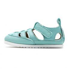 Barefoot Sandálky zapato FEROZ Tabarca Mint bosá