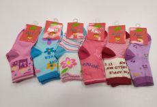 Slabé ponožky AMZF - pro holky
