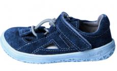 Jonap barefoot sandals B9S denim SLIM