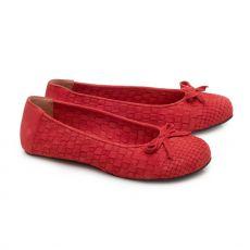 Ballet flats ZAQQ TWIST Red