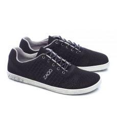 Barefoot shoes ZAQQ CROQET Black