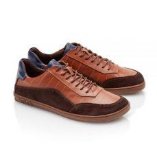 Barefoot shoes ZAQQ QAMPION Brown