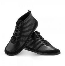 Barefoot shoes ZAQQ SPARQ Mid Black