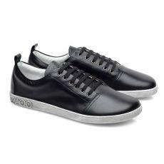 Barefoot shoes ZAQQ TAQQ nappa Black