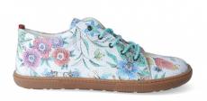 Barefoot year-round shoes KOEL4kids - KOEL4kids - Lady white flowers