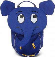 Backpack for the smallest Affenzahn Elephant small - blue