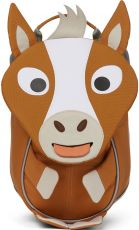 Backpack for the smallest Affenzahn Small Friend Horse - brown
