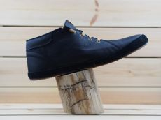 Year-round shoes - Barefoot Pegresky for adults - black | 38, 40, 46
