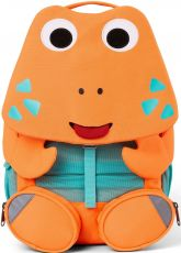 Bag large friend Crab - neon prange