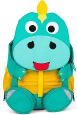 Kindergarten children's backpack Affenzahn Didi Dino large - turqoise