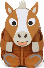 Children's backpack Affenzahn Large Friend Horse - brown