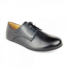 Leather shoes ZAQQ IQON Black