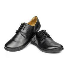 Leather shoes ZAQQ PEAQ Black