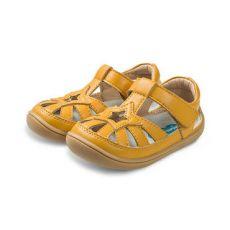 Sandals Little blue lamb Panga yellow