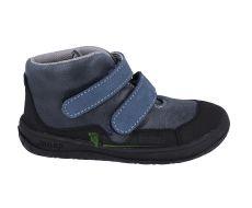 Jonap barefoot shoes BELLA M blue SLIM