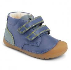 Barefoot shoes Bundgaard Petit Velcro Sport Tru Blue WS | 21, 22