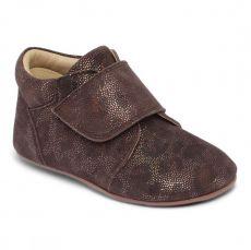 Barefoot shoes Bundgaard Tannu Brown leo | 21, 22
