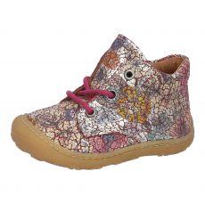 Barefoot shoes RICOSTA Happy merlot M 12232-382 | 20, 21, 22, 23, 24