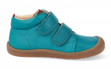 Barefoot year-round shoes KOEL4kids - DON turquoise | 21, 22, 23, 24, 28, 29, 30