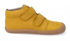Barefoot insulated shoes KOEL4kids - BOB ocra | 21, 22, 24, 25, 26, 28