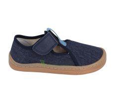 Froddo barefoot sneakers / slippers blue