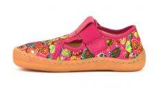 Froddo barefoot sneakers / slippers fuchsia