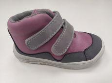 Jonap barefoot shoes BELLA M pink SLIM | 23, 28