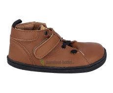 Barefoot leather shoes Pegres BF52 - brown | 26, 27