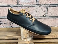 Barefoot leather shoes Pegres BF71 - black | 38, 40, 43