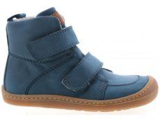 Barefoot winter boots KOEL4kids - Bernardinho - turquoise | 24