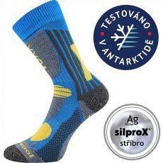 Childrens socks VOXX - Vision - blue   30-34, 35-38