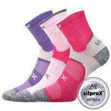Childrens socks VOXX - Maxterik silproX - girl   20-24, 30-34, 35-38