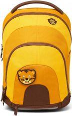 Children's multifunctional backpack Affenzahn Daydreamer Tiger - yellow
