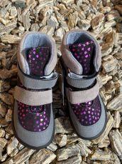 Jonap barefoot shoes JERRY heart SLIM | 22, 23