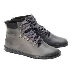 Leather shoes ZAQQ EXPEQ wide Gray Waterproof | 39, 40, 43