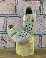 Pegres barefoot slippers BF04 brown | 23, 24, 27, 28, 30, 32