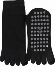 Toe socks Prstan 06 - black   36-41, 42-46