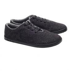 Wool shoes ZAQQ LIQE dark gray | 42