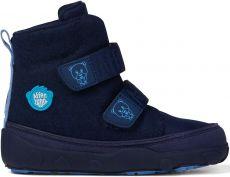 Children's winter barefoot boots Affenzahn Comfy Walk Wool midboot - Bear | 23, 24, 25, 27, 28, 29, 30, 31, 32