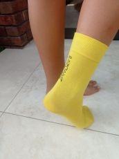 Barefoot FOOT yellow | 37-38, 39-41, 42-44, 45-47