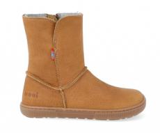 Barefoot winter boots KOEL4kids - DINA - miel | 36, 41