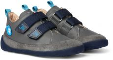 Children's barefoot shoes Affenzahn Buddy Forever leather - midcut Bear | 23, 25, 27