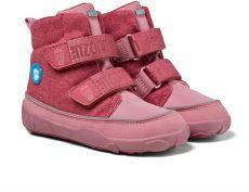 Children's winter barefoot boots Affenzahn Comfy Walk Wool midboot - Unicorn | 24, 25, 26, 27, 28, 29, 31, 32