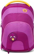 Children's multifunctional backpack Affenzahn Daydreamer Bird - purple