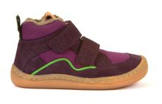 Froddo barefoot winter purple ankle boots | 23, 24, 25, 26, 27, 37, 38, 39