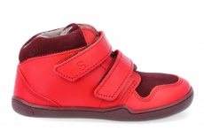 Ankle winter boots bLIFESTYLE - MAKI - feuerrot   21, 22, 23, 24, 25, 26, 27, 28, 29, 30